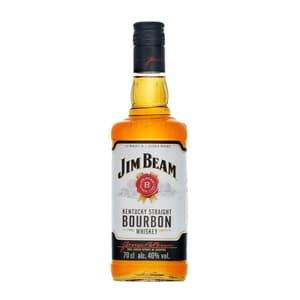 Jim Beam Kentucky Straight Bourbon Whiskey 70cl