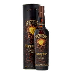 Compass Box Flaming Heart Edition Whisky 70cl