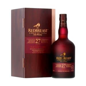 Redbreast 27 Years Ruby Port Casks Single Pot Still Whiskey 70cl