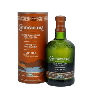 Connemara Irish Peated Malt TURF MÒR 70cl
