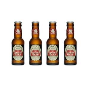 Fentimans Ginger Beer 12.5cl Pack de 4
