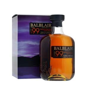 Balblair 1999 Single Malt Whisky 1st Release 100cl