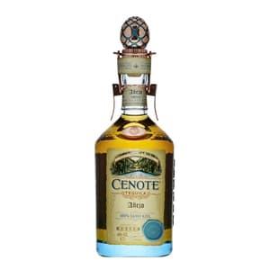 Cenote Añejo Tequila 70cl