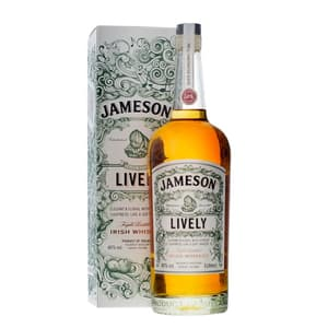 Jameson LIVELY The Deconstructed Series Irish Whiskey 100cl