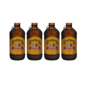 Bundaberg Ginger Beer 37.5cl Pack de 4