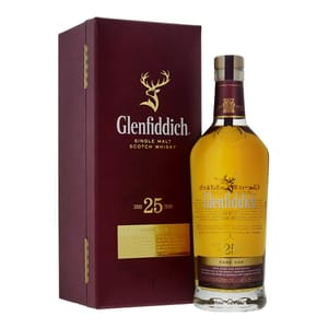 Glenfiddich 25 Years Rare Oak Whisky 70cl