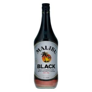 Malibu Black Likör 100cl