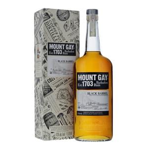 Mount Gay Black Barrel Rum 100cl