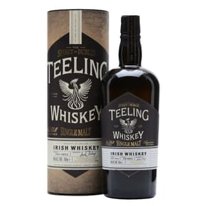 Teeling Irish Whiskey Single Malt 70cl