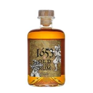 Studer 1653 Old Barrel Rum 50cl