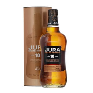 Jura 10 Years Single Malt Whisky 70cl (nouveau)