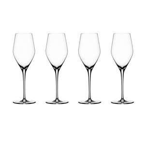 Spiegelau Authentis Champagnerglas, 4er-Set