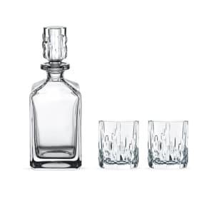 Nachtmann Shu Fa Set à Whisky, trois pièces