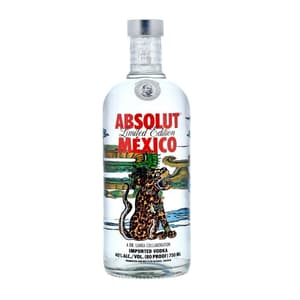 Absolut Vodka Mexico Limited Edition 75cl