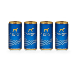 Windspiel Tonic 20cl Pack de 4