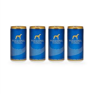 Windspiel Tonic 20cl Pack de 4