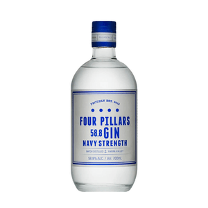 Four Pillars Navy Strength Gin 70cl