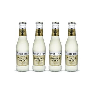 Fever-Tree Ginger Beer 20cl 4er Pack