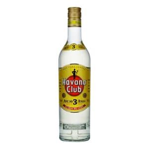 Havana Club 3 Años Rum 70cl