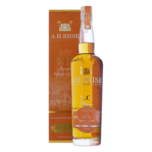 A.H. Riise XO Reserve Superior Cask Rum 70cl