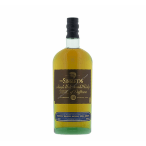 Singleton of Glendullan 18 Years Single Malt Whisky 100cl
