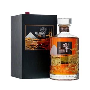 Hibiki 21 Years Whisky Kacho Fugetsu Edition 70cl