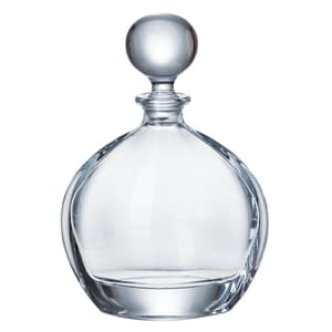 Bohemia Crystal Glass Orbit Decanter 80cl