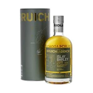 Bruichladdich Islay Barley 2011 Unpeated Single Malt Whisky 70cl