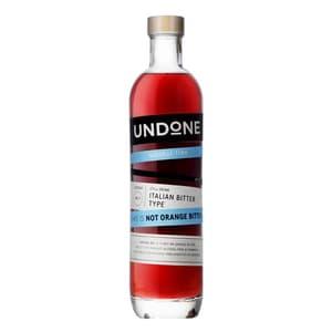UNDONE No.7 Italian Bitter Type alkoholfrei (not Orange Bitter) 70cl
