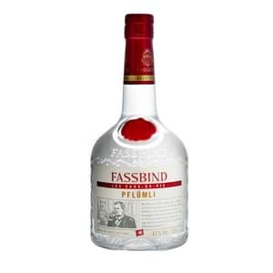 Fassbind Eau-de-Vie Pflümli 70cl