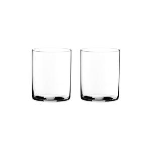 Riedel O Wine Tumbler Whisky Glas, 2er-Pack