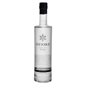 Isfjord Premium Artic Vodka 70cl