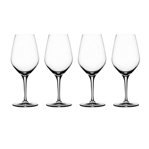 Spiegelau Authentis Rotweinglas, 4er-Set
