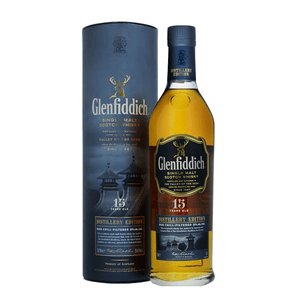 Glenfiddich 15 Years Distillery Edition Single Malt Whisky 70cl