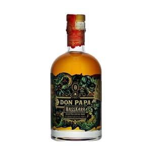 Don Papa Masskara 70cl (Spirituose auf Rum-Basis)