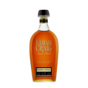 Elijah Craig Barrel Proof Bourbon Whisky 70cl
