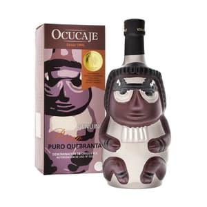 Pisco Ocucaje Quebranta Huaco Color 75cl