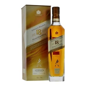 Johnnie Walker Platinum Label 18 Years Whisky 70cl