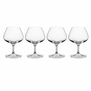 Spiegelau Perfect Serve Collection Verre à Cognac, Ensemble de 4