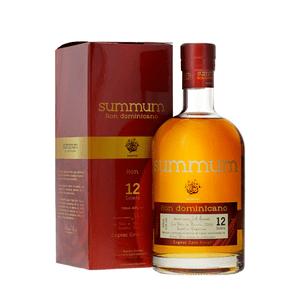 Summum 12 Solera Ron Dominicano Cognac Cask Finish 70cl