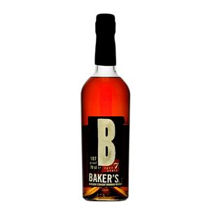 Baker's 7 Years Straight Bourbon Whiskey 70cl