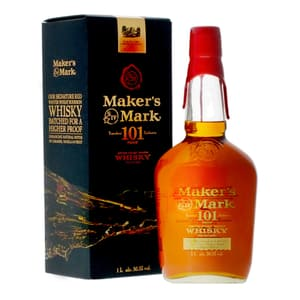 Maker's Mark 101 Whiskey 100cl