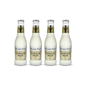 Fever-Tree Ginger Beer 20cl 4er Pack