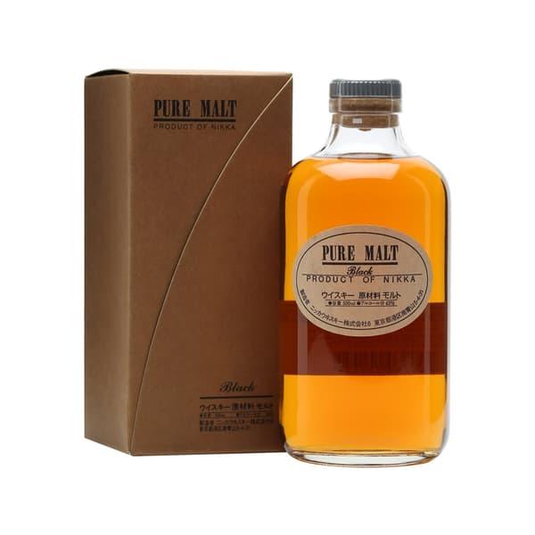 Nikka Pure Malt Black Whisky 50cl