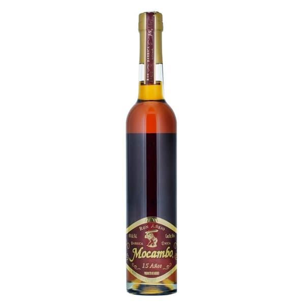 Mocambo Single Barrel Rum 15 Años 50cl