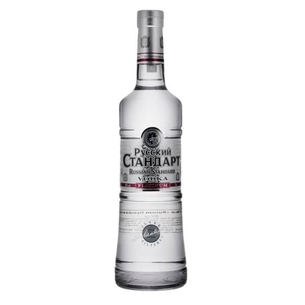 Russian Standard Platinum Vodka 70cl
