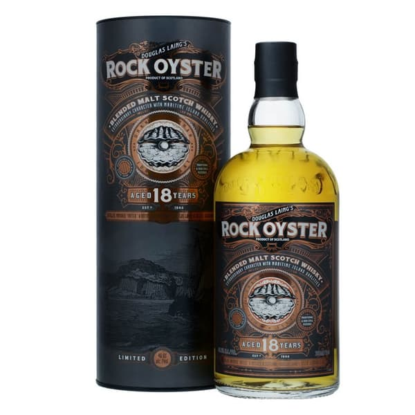 Douglas Laing Rock Oyster 18 Years Whisky 70cl