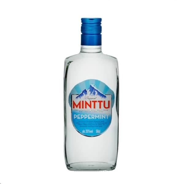 Minttu Liqueur de Menthe Poivrée 35% 50cl