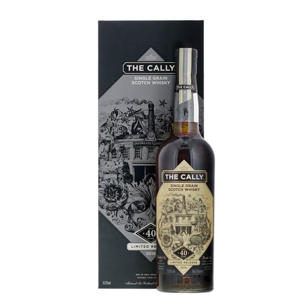 The Cally 40 Years Old Special Release 2015 70cl