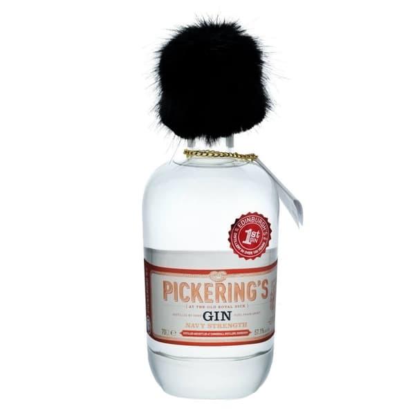 Pickering's Navy Strength Gin 70cl